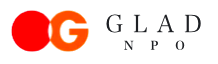 ALT Jobs in Japan | NPO GLAD Logo