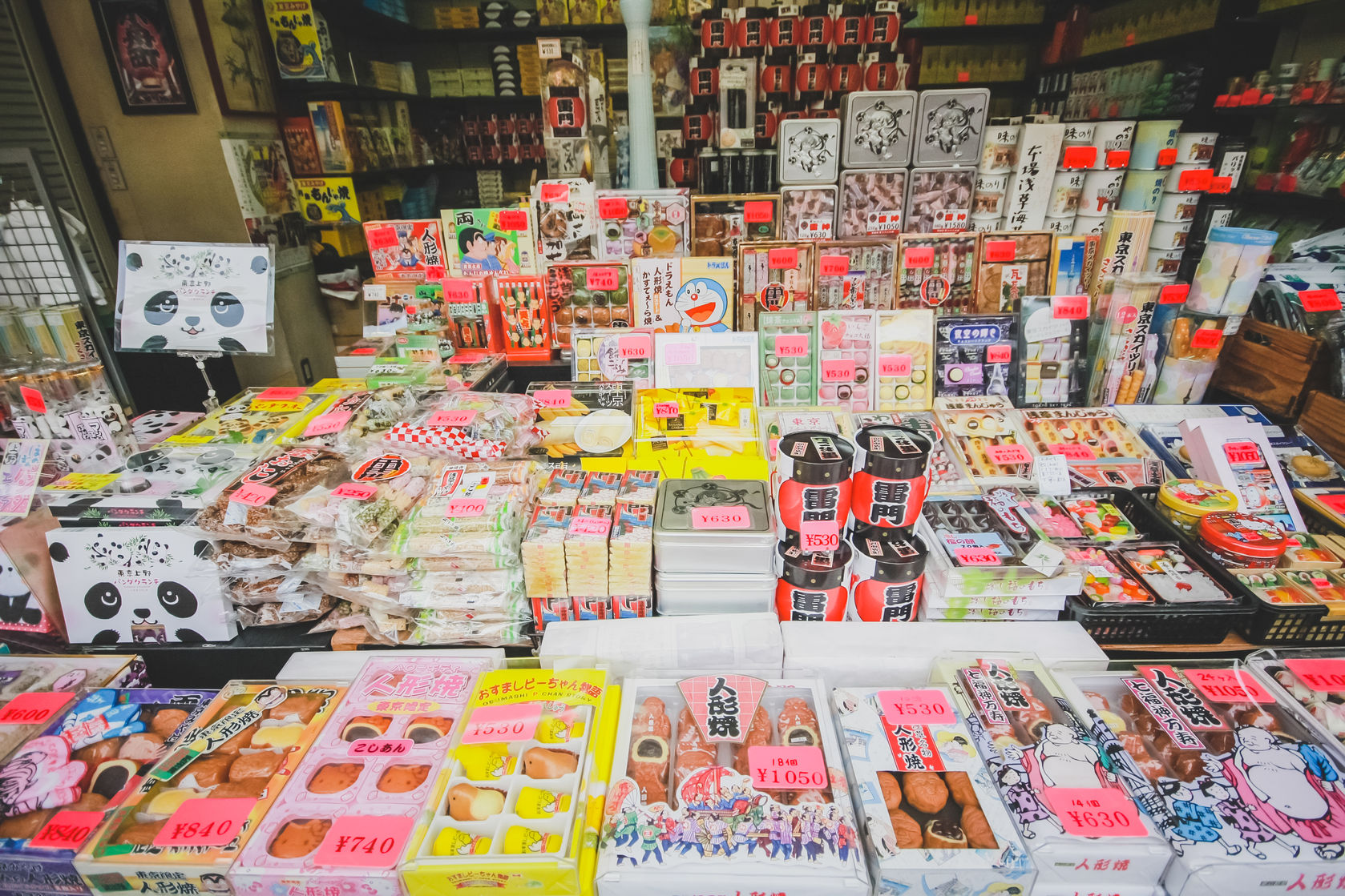 5 Tips when Buying 'Omiyage' Souvenirs for your Coworkers in